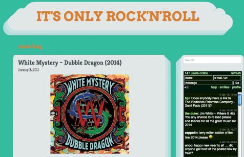 dubble dragon white mystery